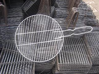 烧烤轧花网